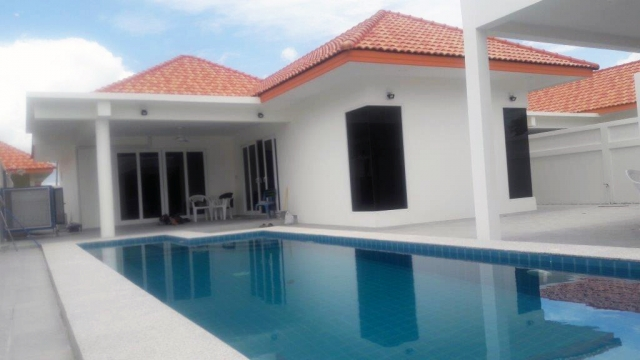Baan Yu Yen - Pool Villas For Sale between Hua Hin and Pranburi (15)