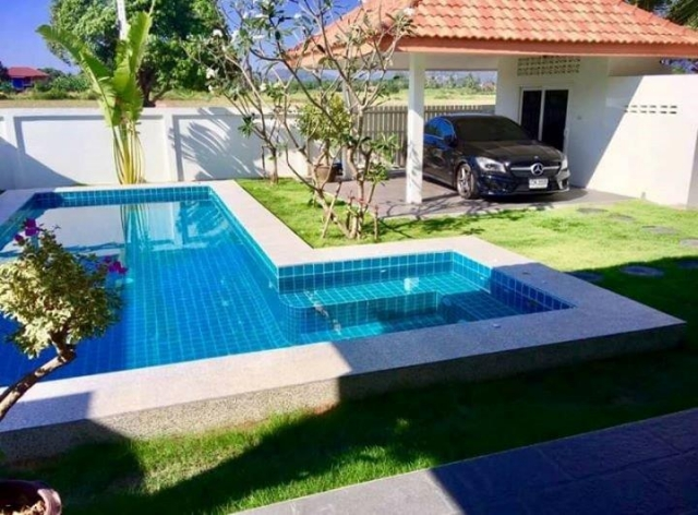 Baan Yu Yen - Pool Villas For Sale between Hua Hin and Pranburi (21)