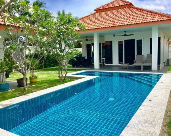 Baan Yu Yen - Pool Villas For Sale between Hua Hin and Pranburi (6)