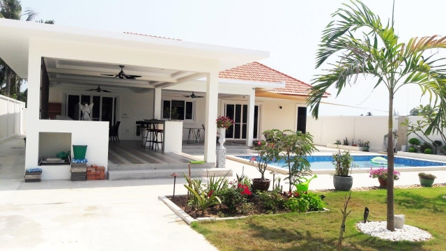 Baan Yu Yen Pool Villas - Pool Villas for sale between Hua Hin and Pranburi (29)
