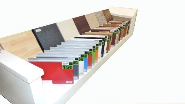 Baan Yu Yen Door Color and Counter top Options